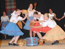 DFS Cifroško :: Krajská súťažná prehliadka detských folklórnych súborov - 02. máj 2009 - Raslavice